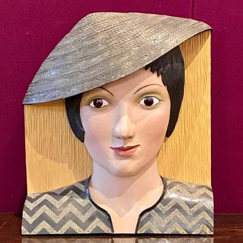 Caroline Cristina Matthaei Multi Media Sculpture Thea image-1