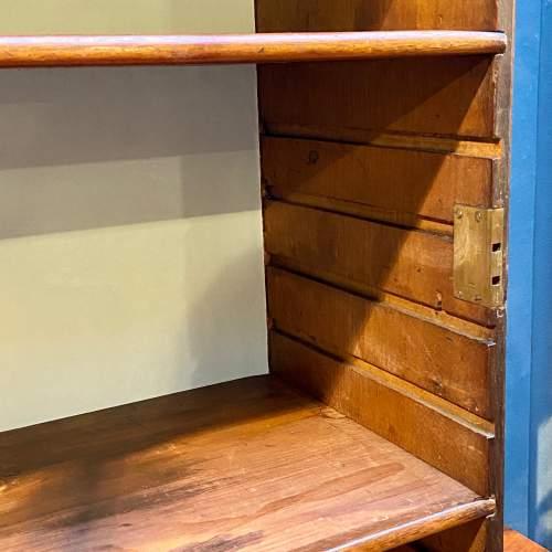 Victorian Six Glazed Panel Display Cabinet image-4