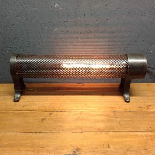 Early Heater by GEC Converted into Unique Lamp image-4