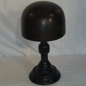 Milleners Hat Block with Stand