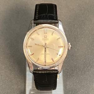 Omega Automatic Seamaster Watch