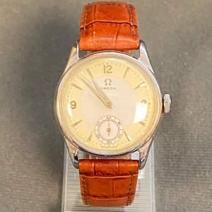 Omega 1951 Mechanical Watch