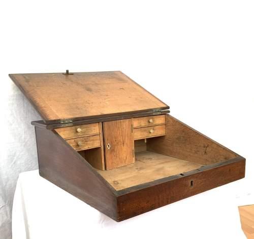 Clerks Desk Top Writing Slope image-1