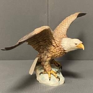 Goebel Large 20th Century Ceramic Eagle