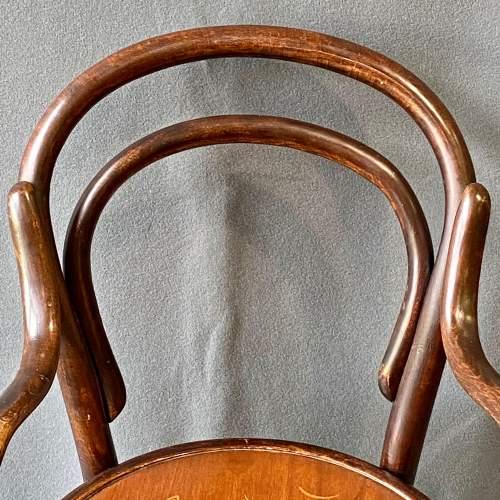 Fischel Childs Bentwood Nursery Chair image-2