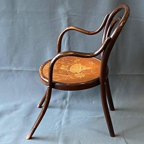 Fischel Childs Bentwood Nursery Chair image-4