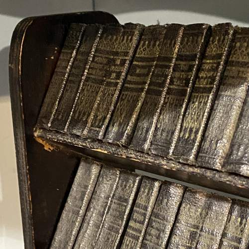 Set of 40 Miniature Leather Bound Shakespeare Classics image-2