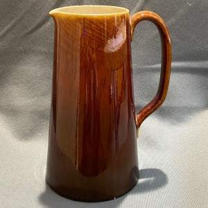 Linthorpe Pottery Jug by Dr Christopher Dresser