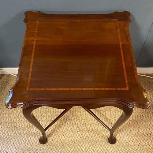 19th Century Victorian Mahogany Table image-2