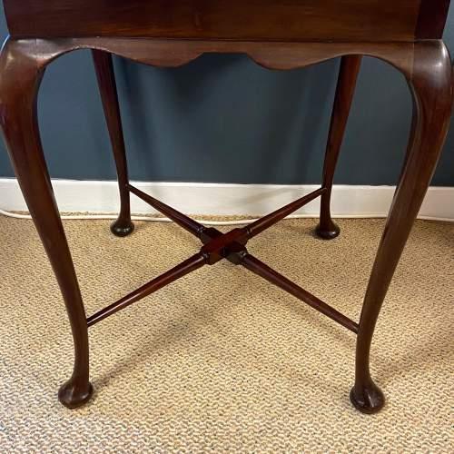 19th Century Victorian Mahogany Table image-3