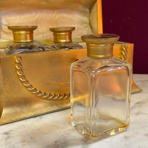 Quality Early 20th Century Ormolu Perfume Casket image-3