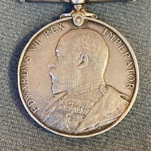 Edward VIII Kings South Africa Medal image-3