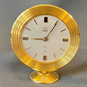 Jaeger LeCoultre Small 8-Day Clock
