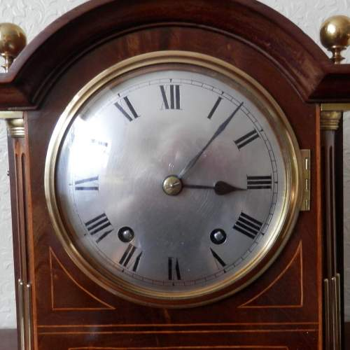 Mahogany Cased Clock by Winterhalder and Hofmeier image-4