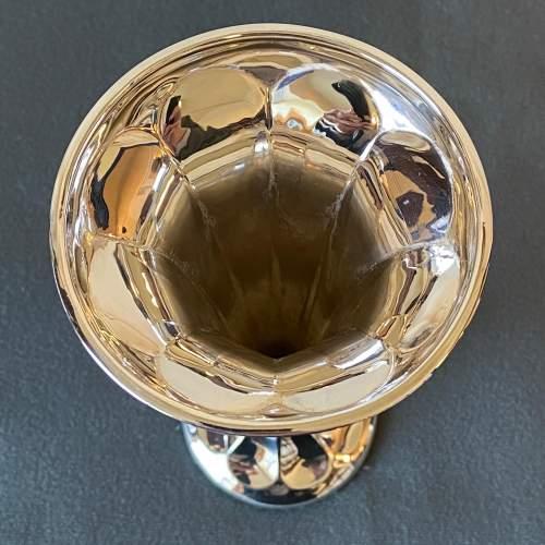 Early 20th Century Silver Specimen Vase image-3