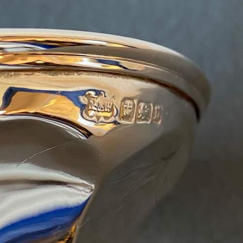 Early 20th Century Silver Specimen Vase image-6