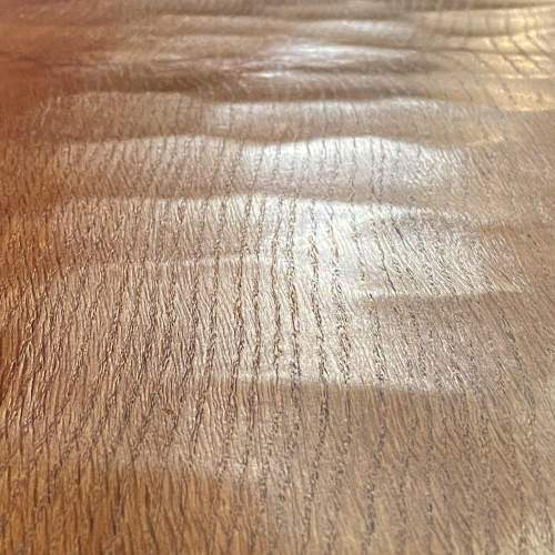 Robert Mouseman Thompson Carved Oak Coffee Table image-2