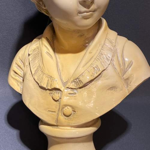 Bust of Alexandre Brongniart after Jean Antoine Houdon image-3
