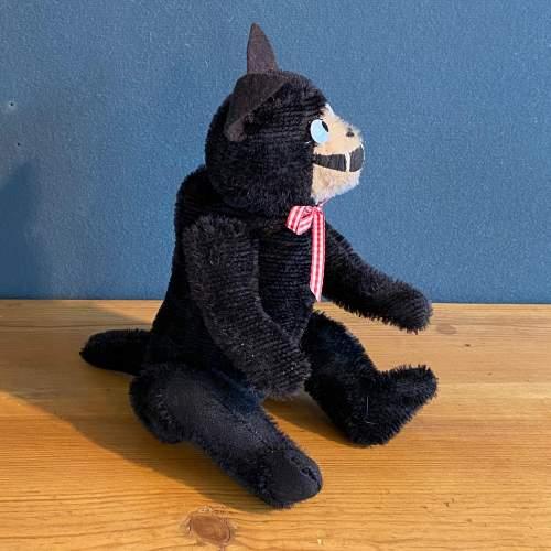 Original 1920s Woollen Felix the Cat Advertising Doll image-4