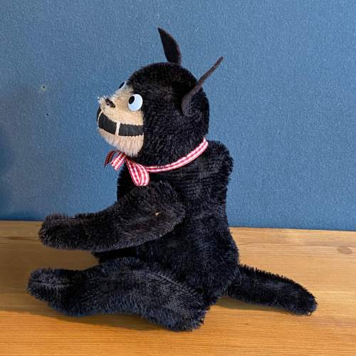 Original 1920s Woollen Felix the Cat Advertising Doll image-3