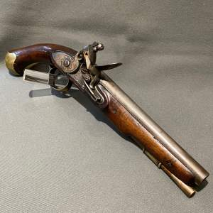 Early 19th Century Flintlock Light Dragoon by Brasher