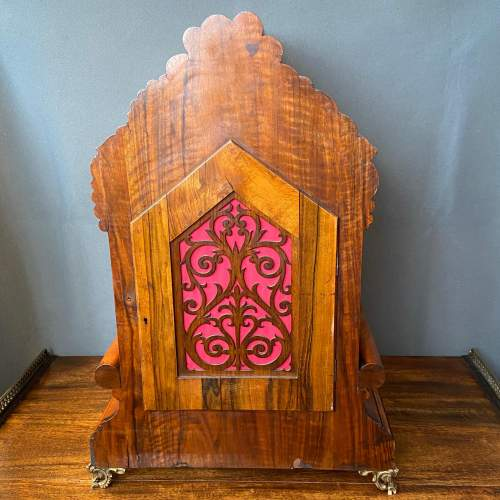 Stunning Early 19th Century Penlington Walnut Cased Boardroom Clock image-4