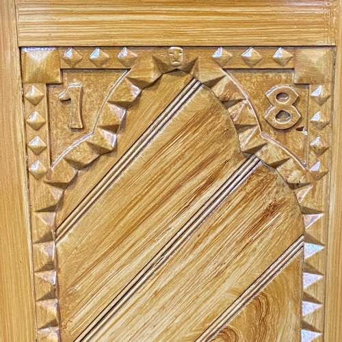 Victorian Scumbled Pine Cabinet image-2
