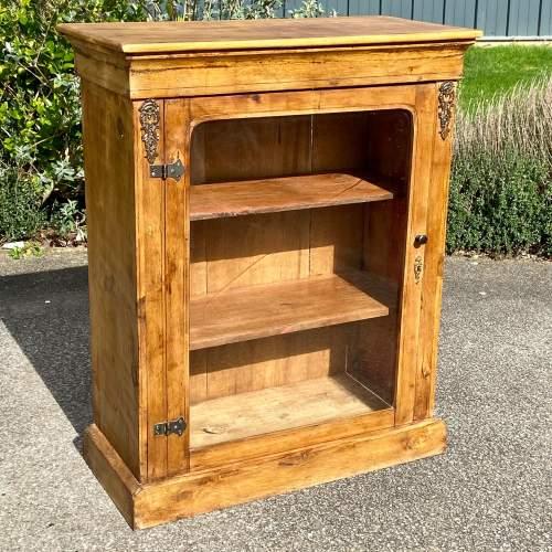 Victorian Pine Pier Cabinet image-1