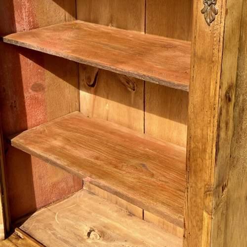 Victorian Pine Pier Cabinet image-4
