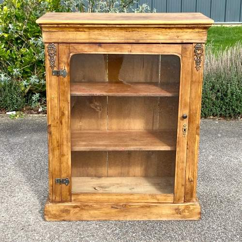 Victorian Pine Pier Cabinet image-2
