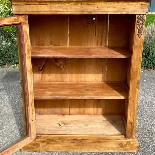 Victorian Pine Pier Cabinet image-3