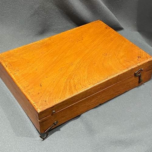 Cased Pair of Percussion Box Lock Pistols image-4