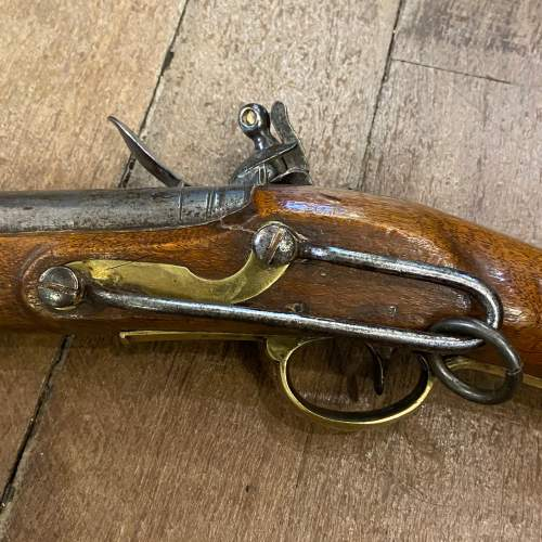 16 Bore Flintlock Paget Carbine image-5
