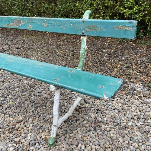 Victorian Railway or Park Bench image-3