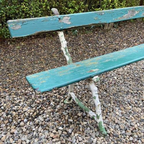 Victorian Railway or Park Bench image-6