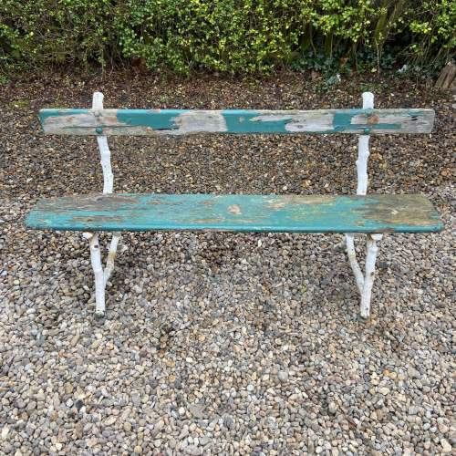 Victorian Park or Railway Bench image-3