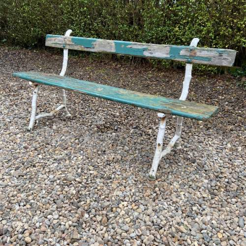 Victorian Park or Railway Bench image-1