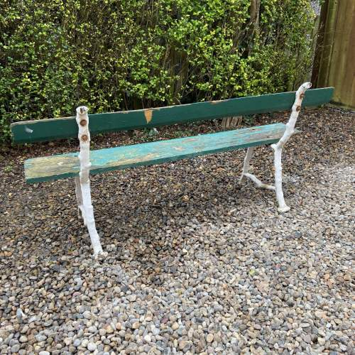 Victorian Park or Railway Bench image-6