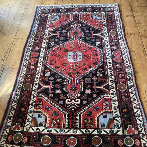 Superb Hand Knotted Persian Rug Tuiserkhan Wonderful Design image-1