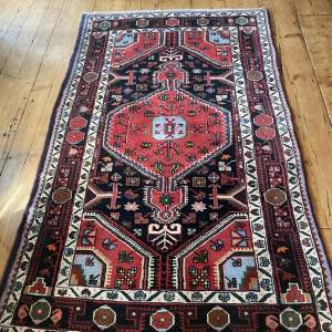 Superb Hand Knotted Persian Rug Tuiserkhan Wonderful Design
