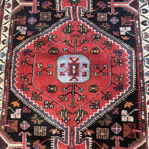Superb Hand Knotted Persian Rug Tuiserkhan Wonderful Design image-2