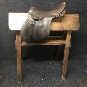 Saddle Stand and Saddle