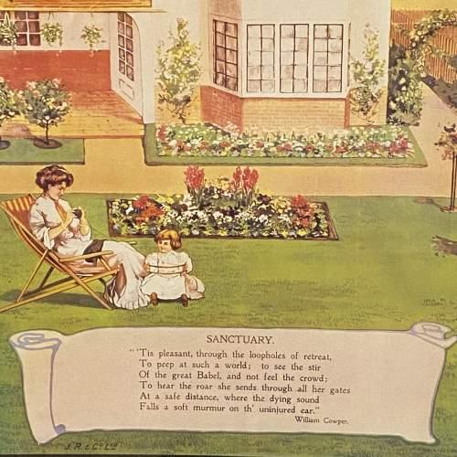 Golders Green Vintage Underground Poster image-3