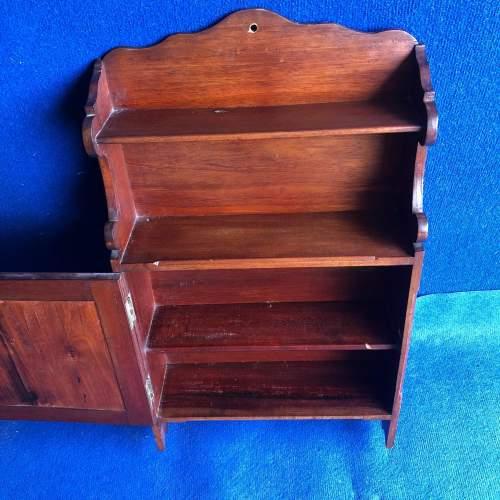 Art Nouveau Wall Cabinet image-3