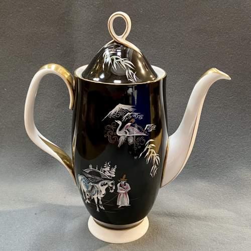 Vintage 27 Piece Royal Albert Coffee Set image-3