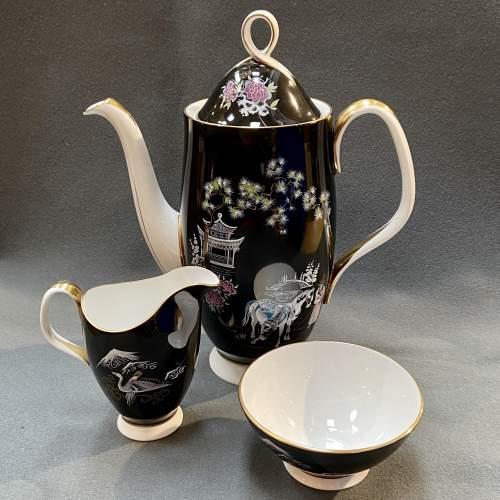 Vintage 27 Piece Royal Albert Coffee Set image-2