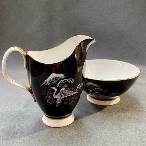 Vintage 27 Piece Royal Albert Coffee Set image-4