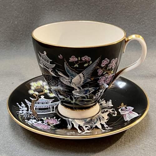 Vintage 27 Piece Royal Albert Coffee Set image-5