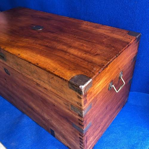 Camphor Wood Military Chest image-2