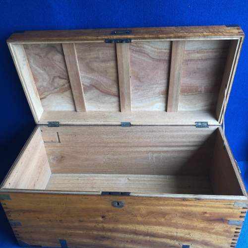 Camphor Wood Military Chest image-3